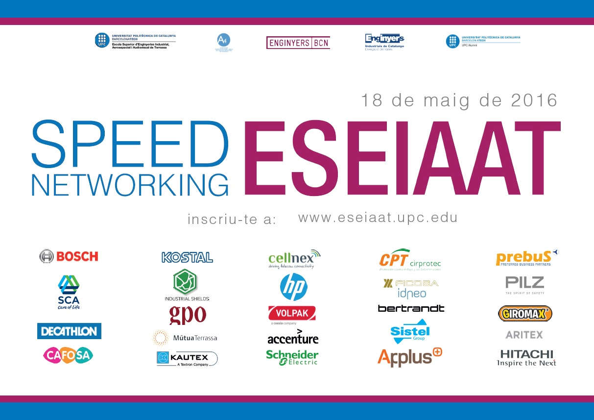 Banner speed networking2016
