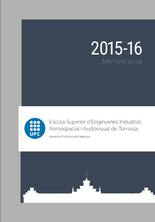 Memòria 2015-16