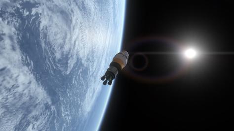 Estudiants de la UPC-ESEIAAT dissenyen tres missions tripulades a Mart tecnològicament viables