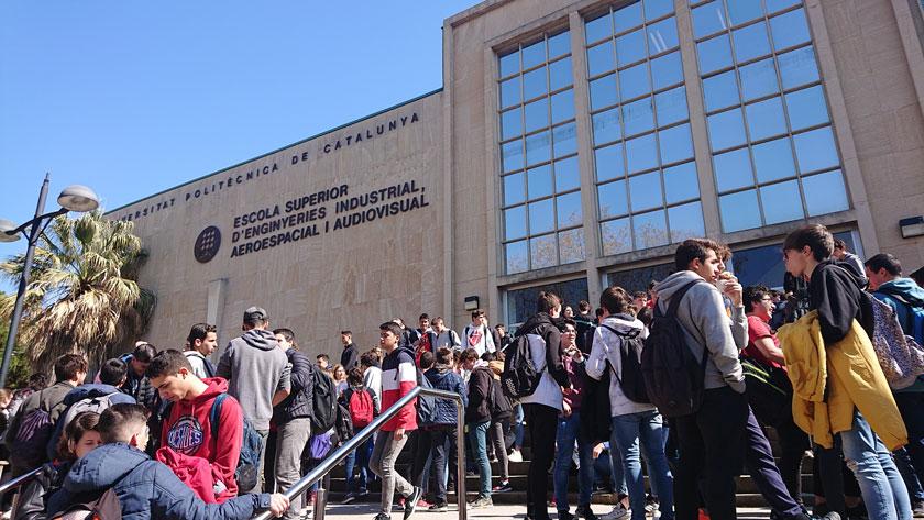 ESEIAAT destaca com a centre d'innovació i qualitat docent en enginyeries a Catalunya