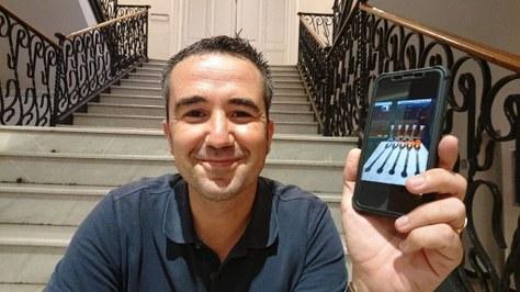 Robert Blázquez de l'ESEIAAT guanya el segon premi de fotografia de l'EPSEV