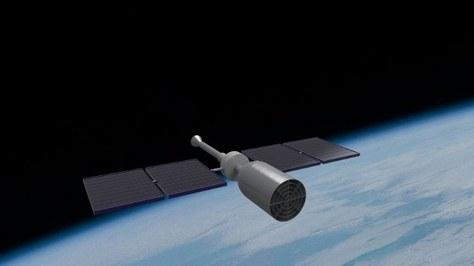 Set estudiants de la UPC-ESEIAAT creen la primera 'start-up' d'Espanya dedicada a desenvolupar un nou sistema de propulsió elèctrica per a satèl·lits