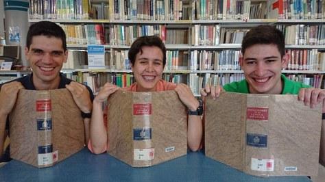 Tres estudiants de doctorat de la UPC-ESEIAAT premiats per la RAE per un algoritme que identifica neologismes tecnològics