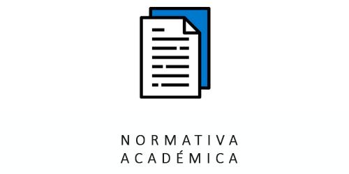 Normativa Academica