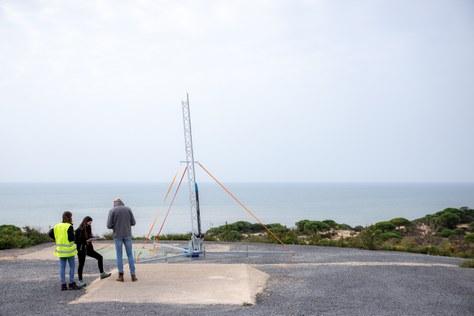 Éxito en los últimos ensayos de lanzamiento del cohete Bondar, construido por los estudiantes de CosmicResearch, de la UPC-ESEIAAT