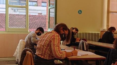 Se mantienen las previsiones de los exámenes del primer semestre en la UPC